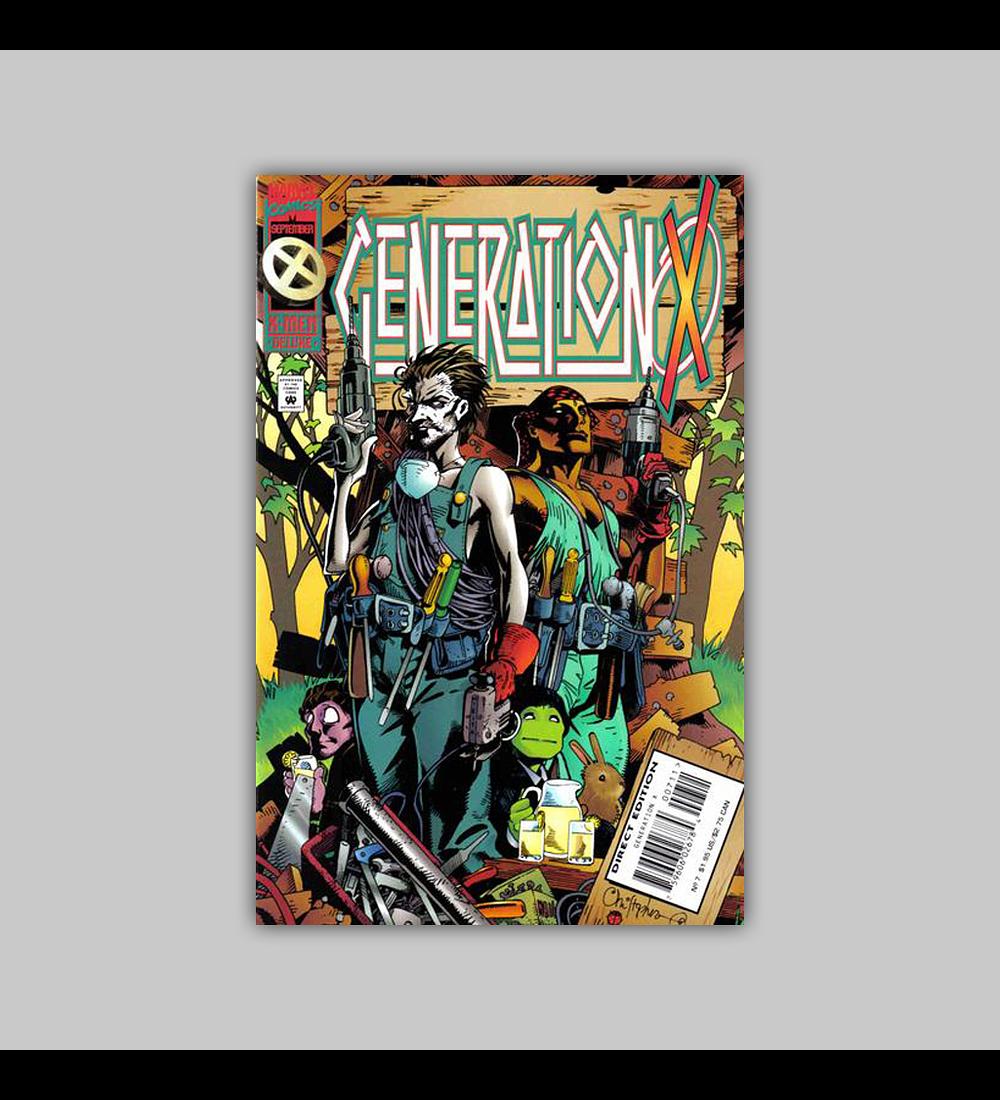 Generation X 7 1995