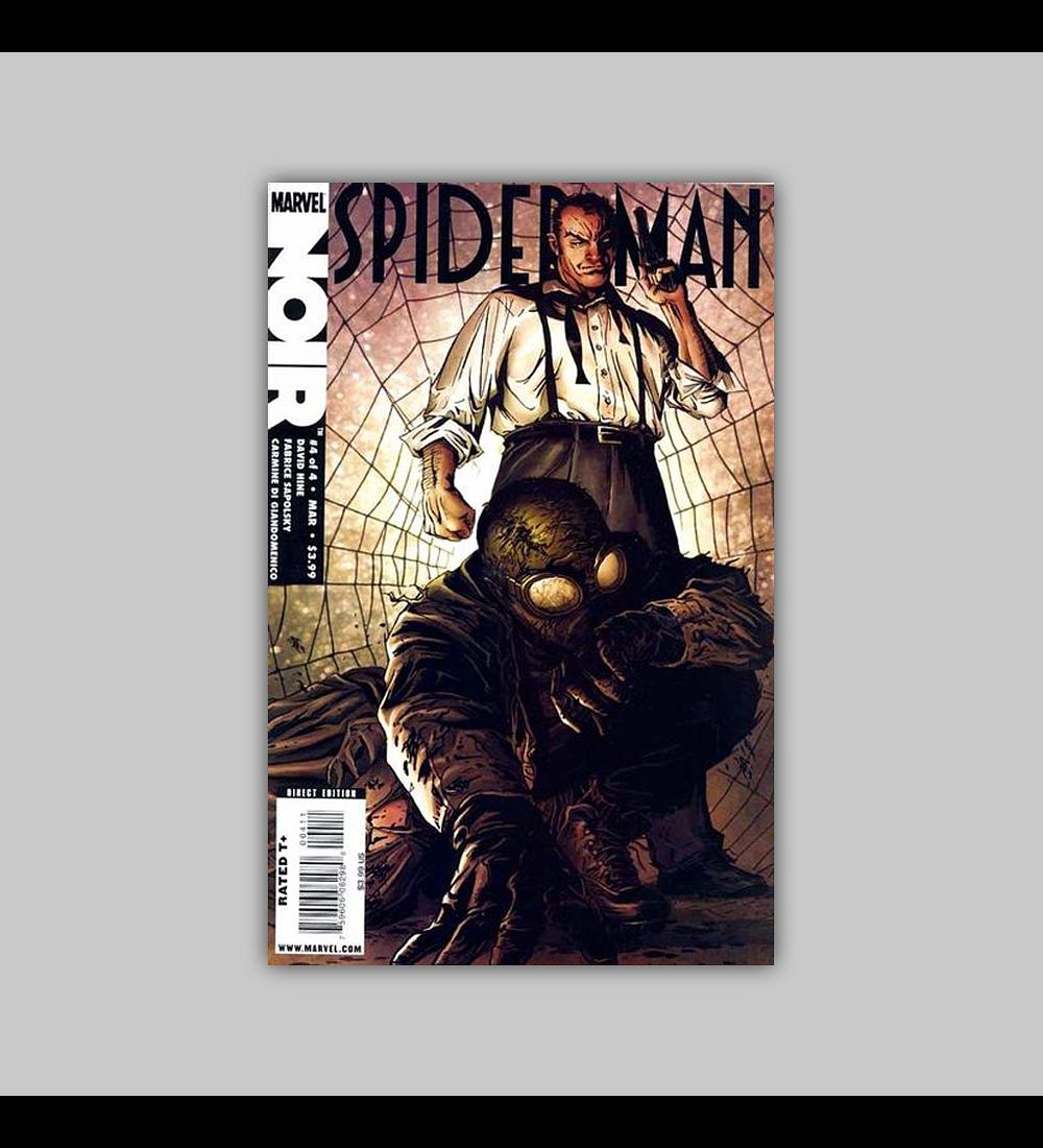 Spider-Man Noir 4 2009