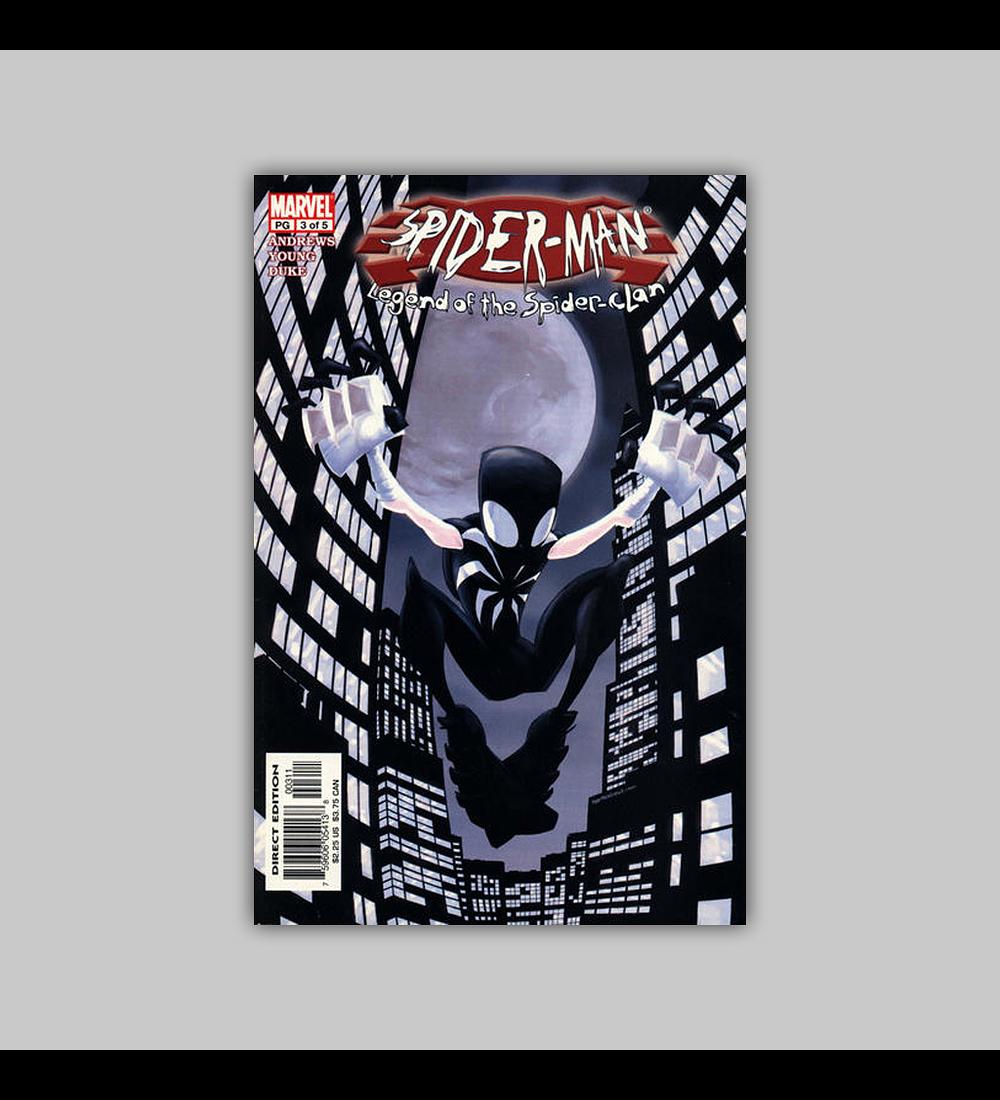 Spider-Man: Legend of the Spider-Clan 3 2003