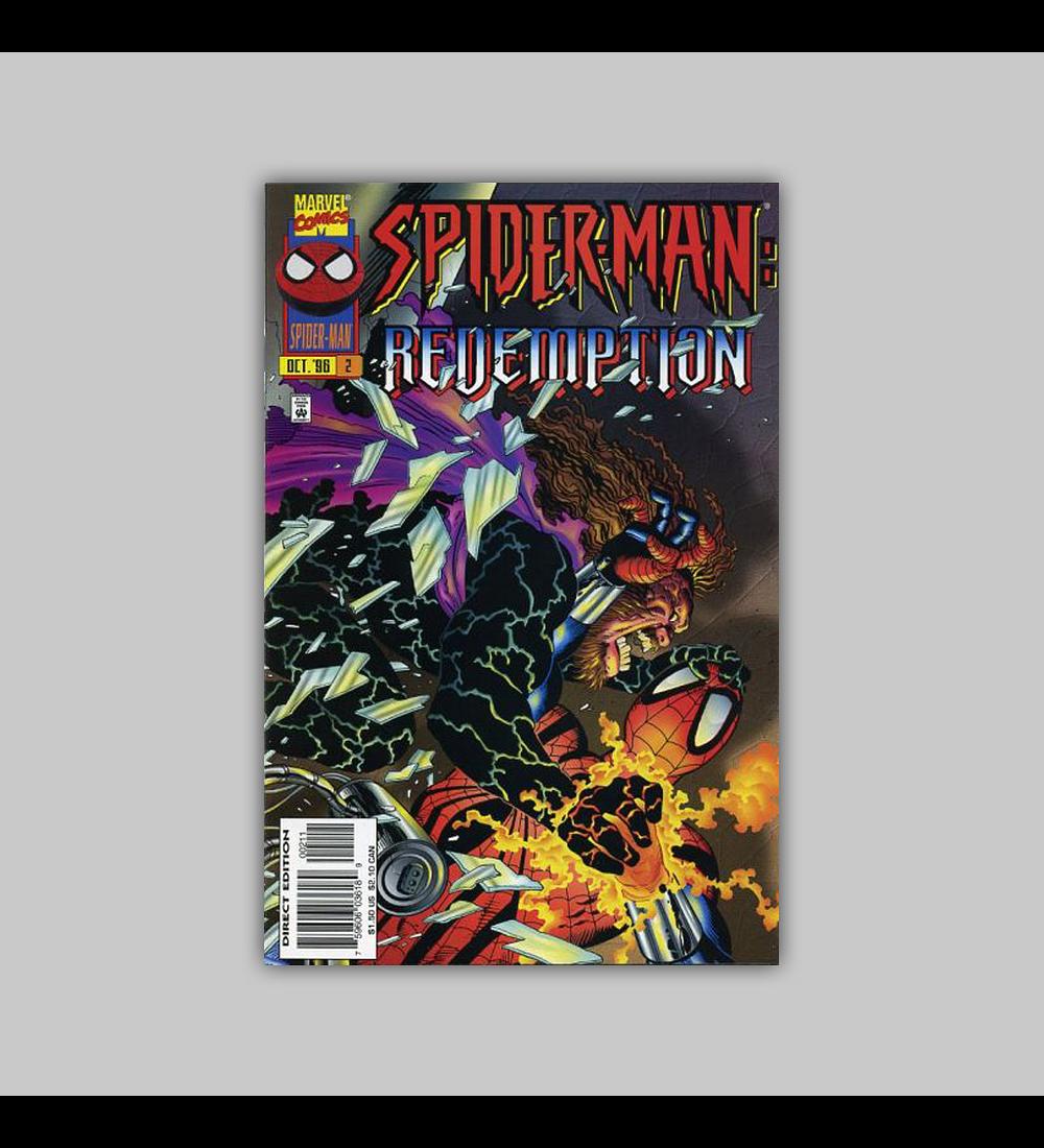 Spider-Man: Redemption 2 1996