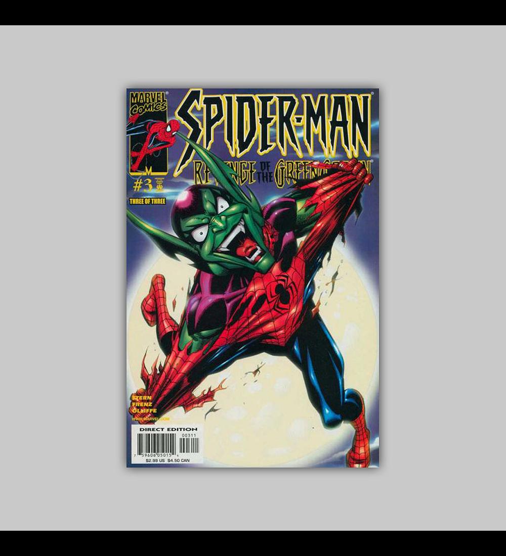 Spider-Man: Revenge of the Green Goblin 3 2000
