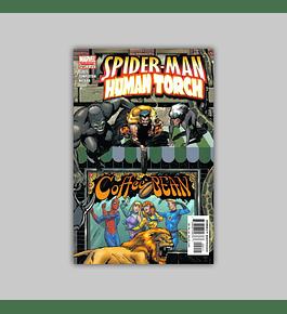 Spider-Man/Human Torch 2 2005