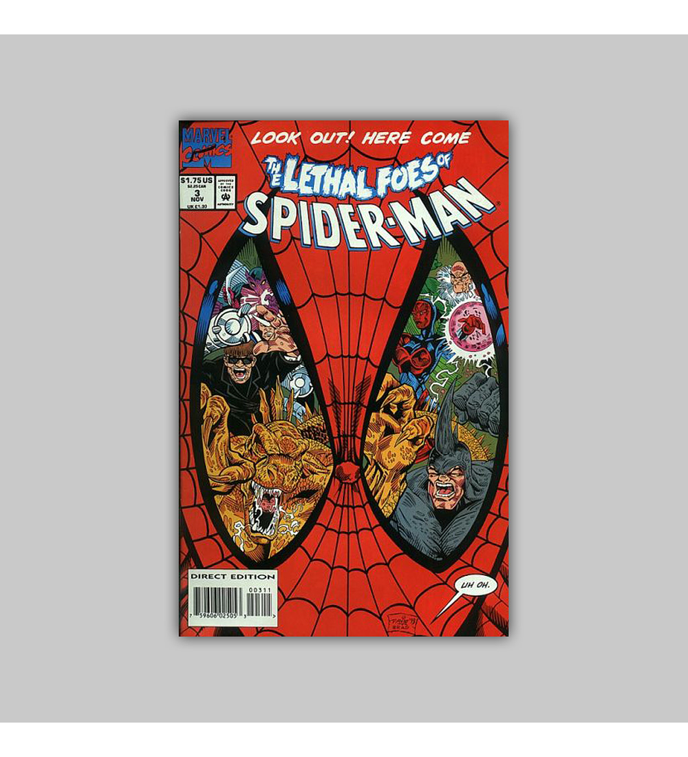 The Lethal Foes of Spider-Man 3 1993