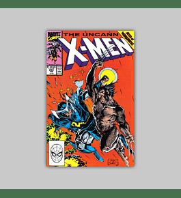 Uncanny X-Men 258 1990