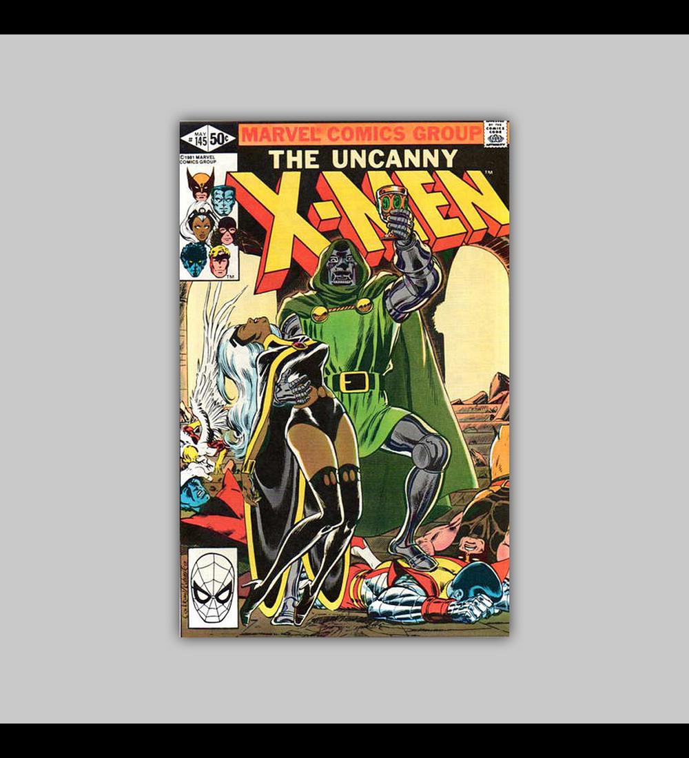 Uncanny X-Men 145 1981