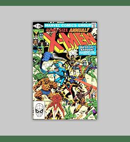 X-Men Annual 5 1981