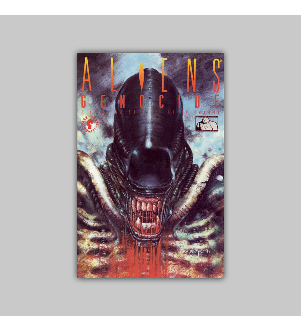 Aliens: Genocide 1 1991