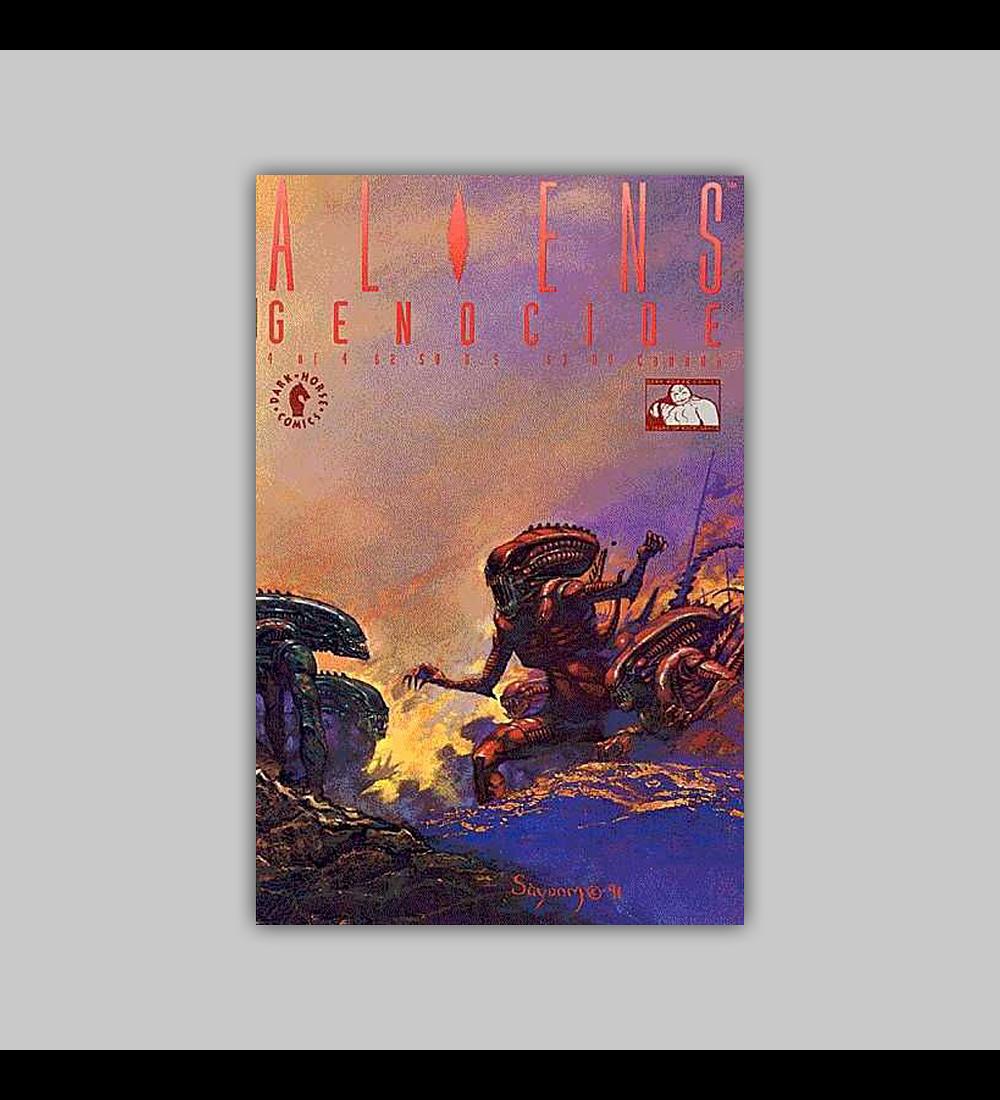 Aliens: Genocide 4 1992