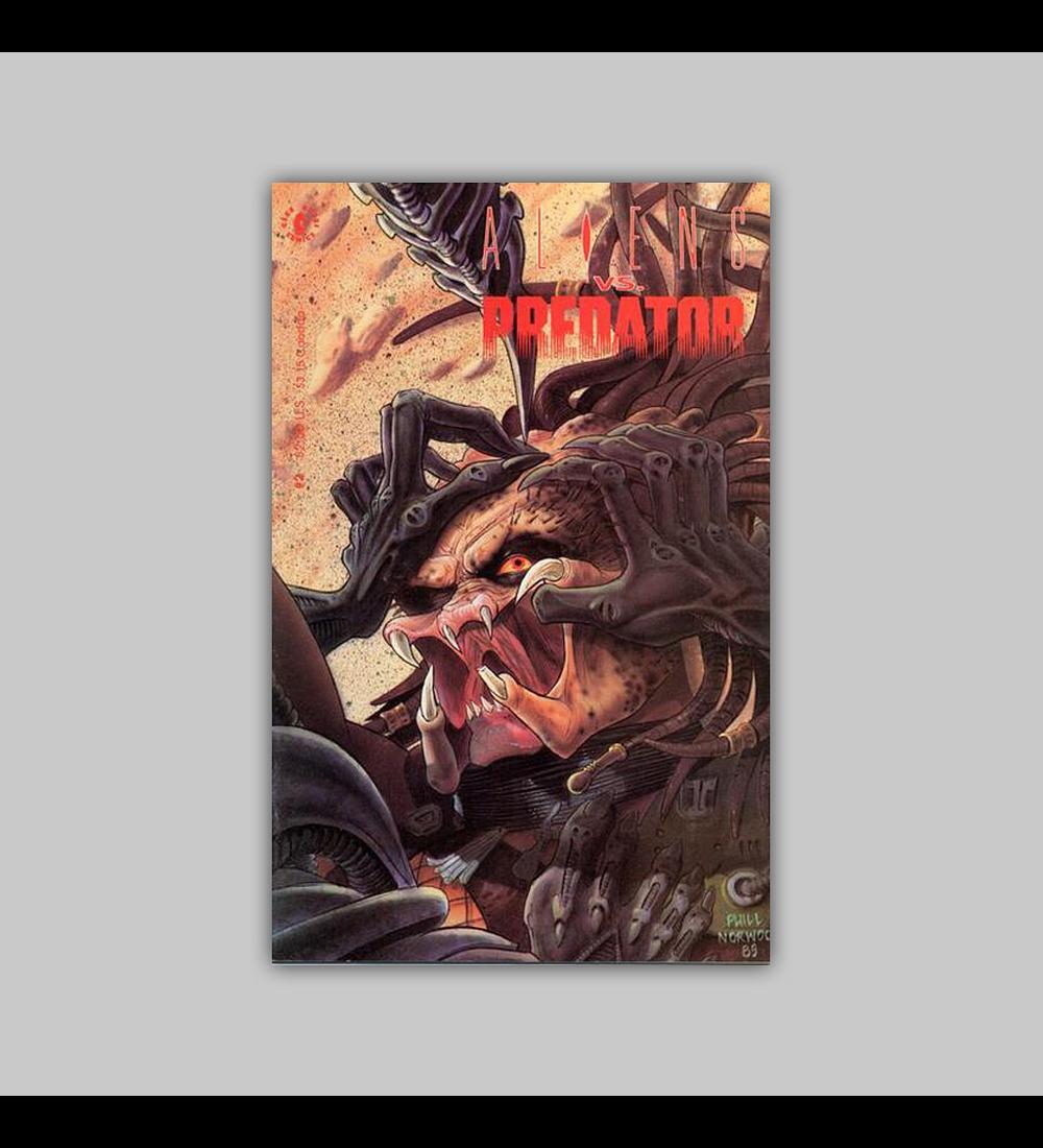 Aliens Vs. Predator 2 1990