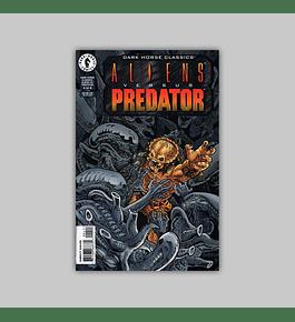 Dark Horse Classics: Aliens Vs. Predator 4 1997