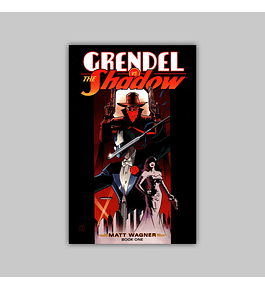 Grendel Vs. The Shadow 1 2014