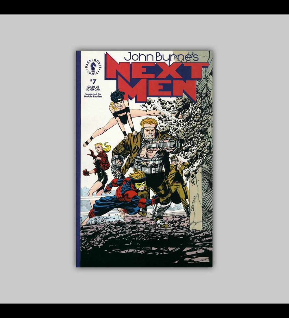 Next Men 7 1992