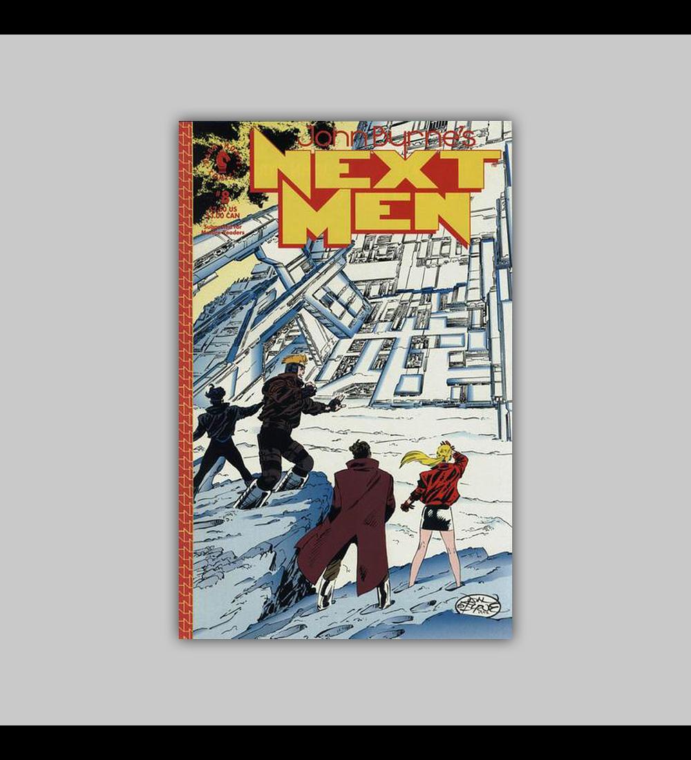 Next Men 8 1992