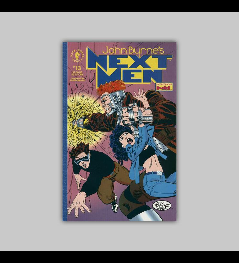 Next Men 13 1993