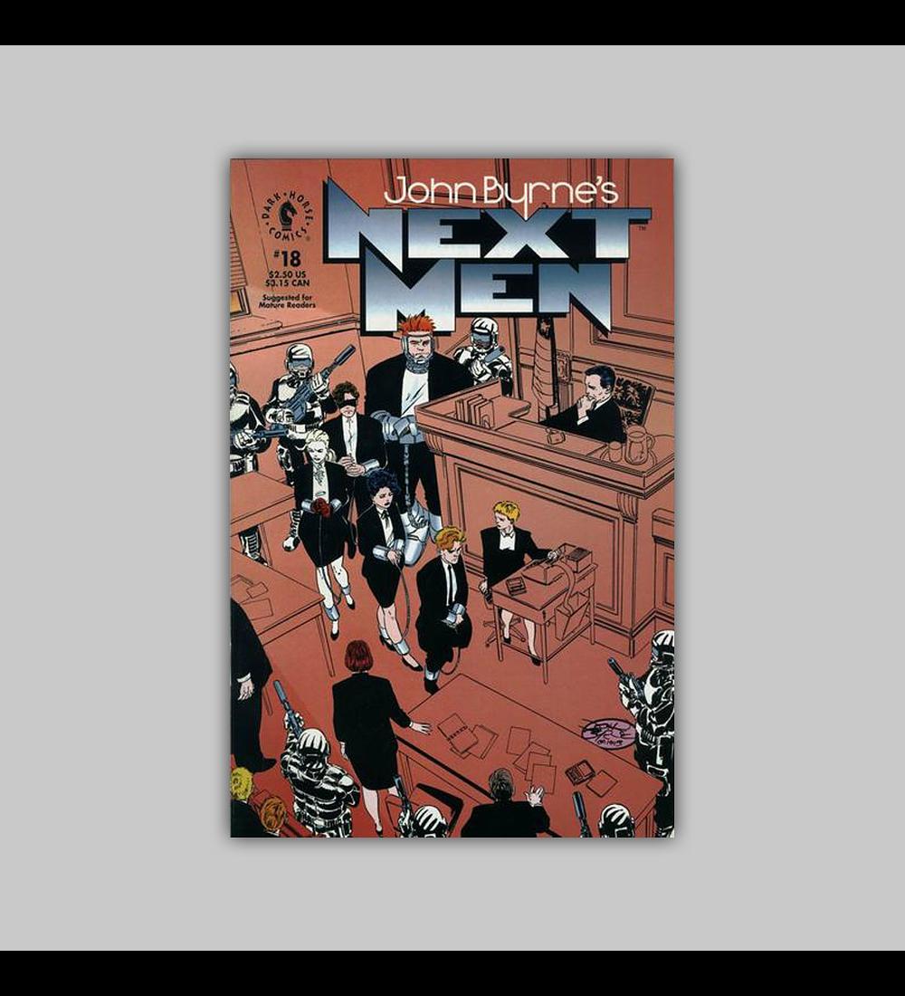 Next Men 18 1993