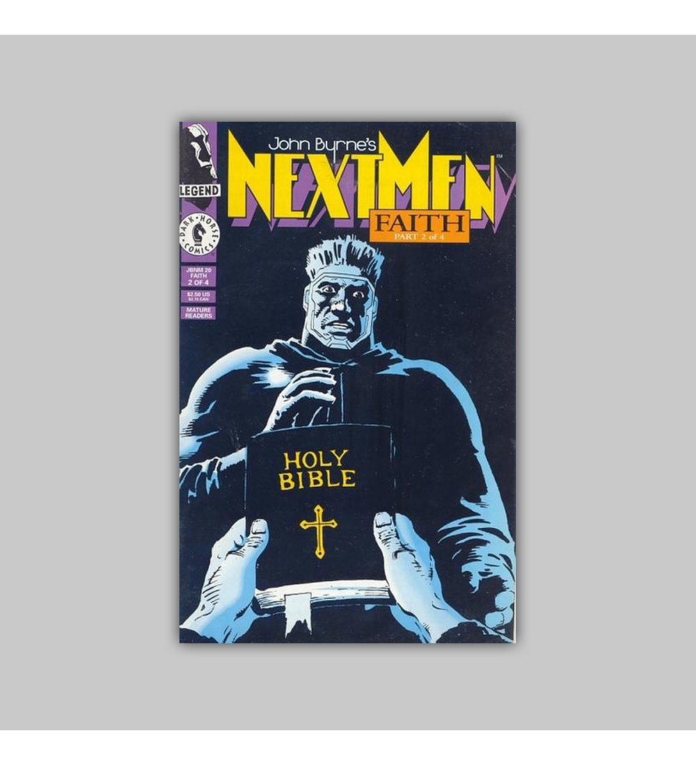 Next Men: Faith 2 1993