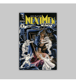 Next Men: Power (complete limited series) 1994