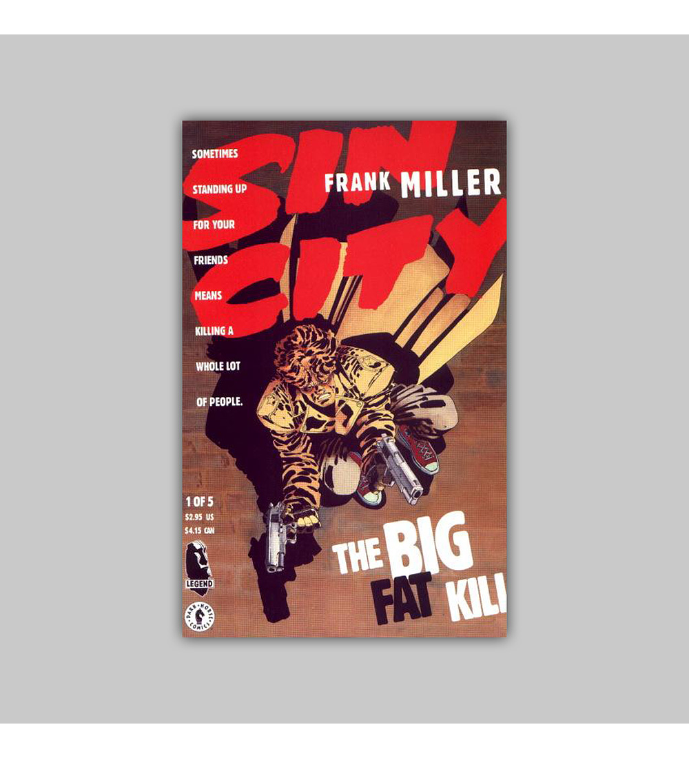 Sin City: The Big Fat Kill 1 1994