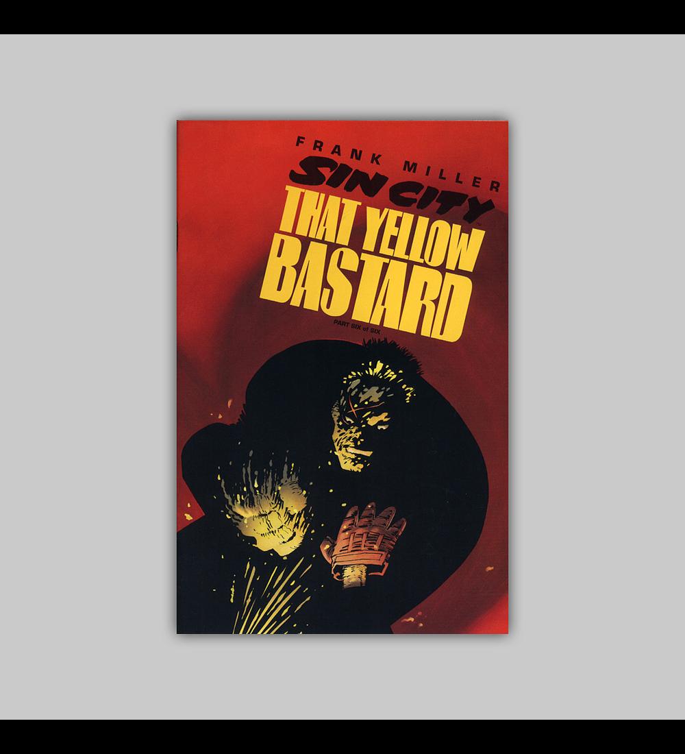 Sin City: That Yellow Bastard 6 1996