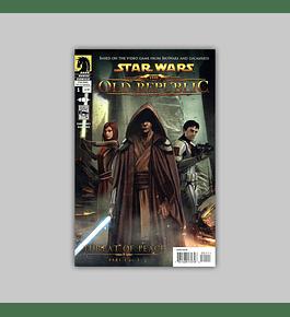 Star Wars: The Old Republic (mini-série completa) 2010