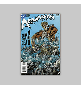 Aquaman (Vol. 4) 16 2004