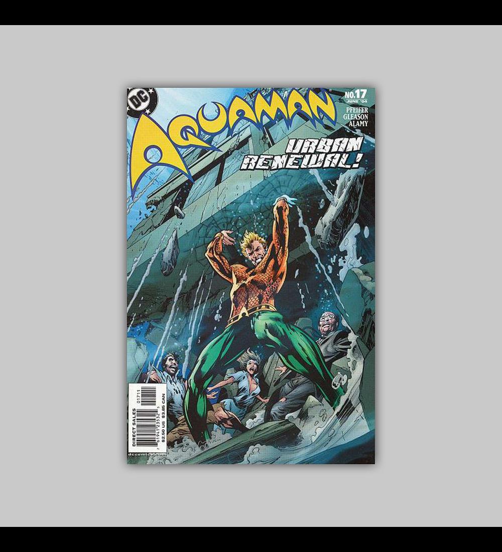 Aquaman (Vol. 4) 17 2004