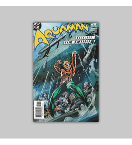 Aquaman (Vol. 4) 17 2004