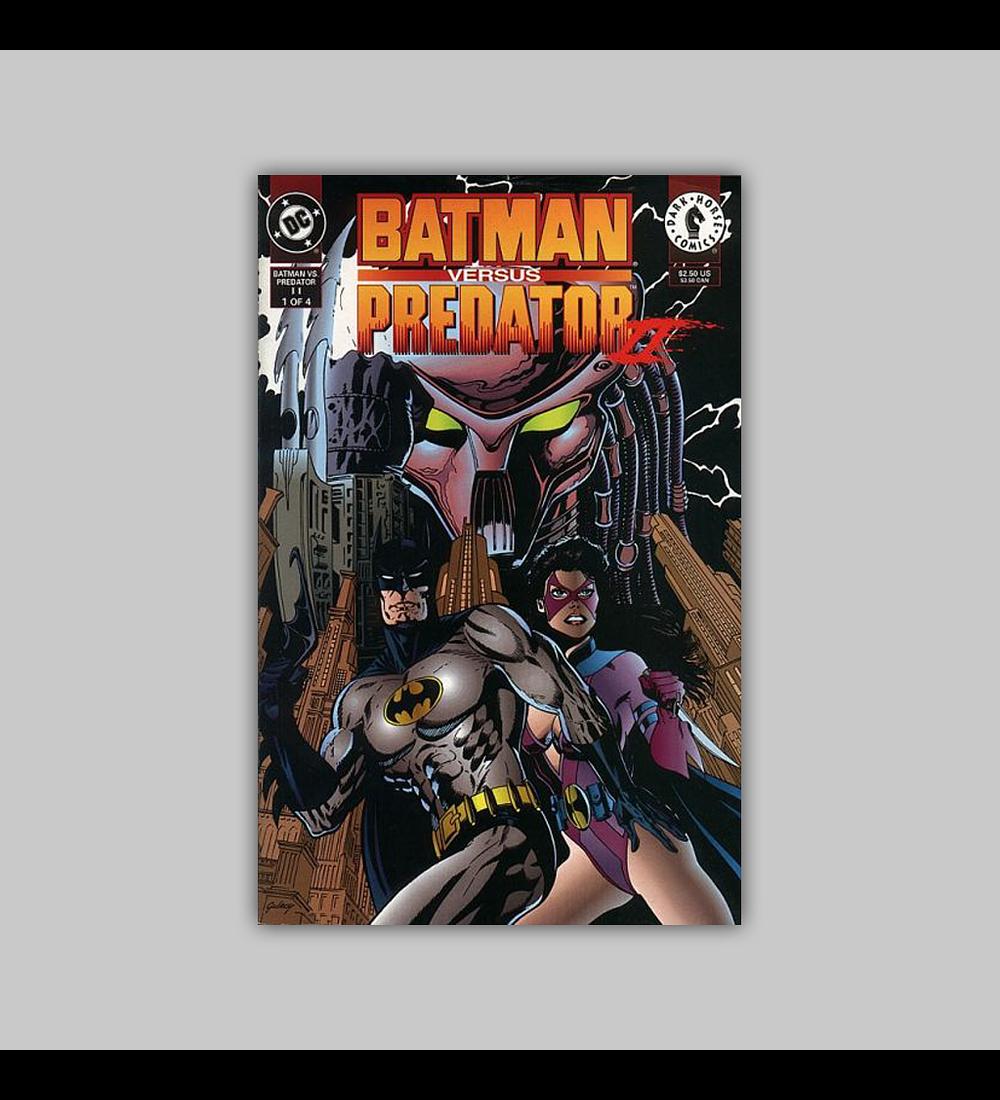 Batman Vs. Predator II: Bloodmatch 1 1994