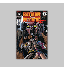 Batman Vs. Predator II: Bloodmatch 1 1994