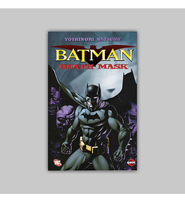 Batman: Death Mask (mini-série completa) 2008