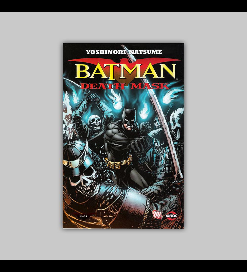 Batman: Death Mask (complete limited series) 2008