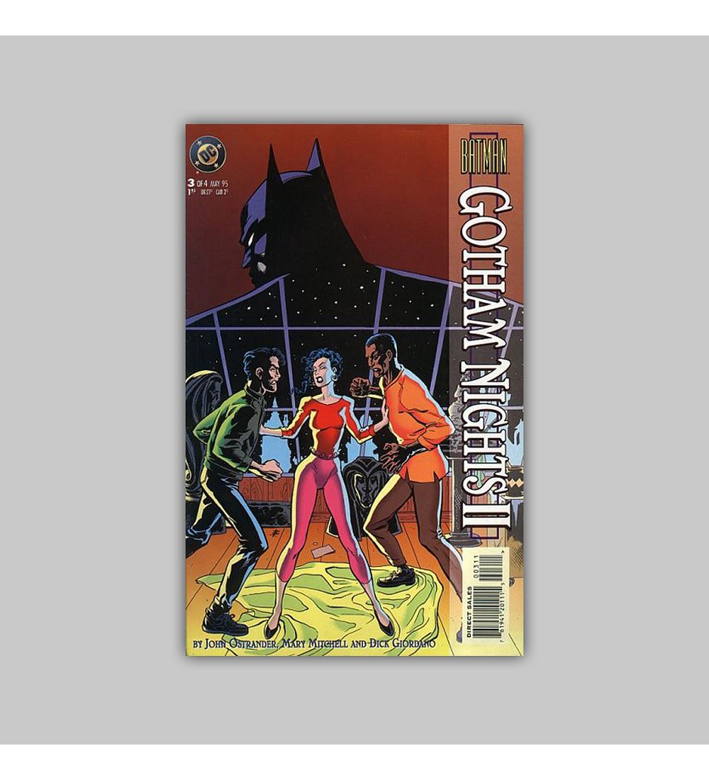 Batman: Gotham Nights II (complete limited series) 1995