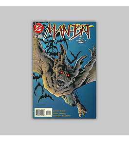 Batman: Man-Bat 3 1996