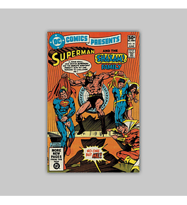 DC Comics Presents 34 1981