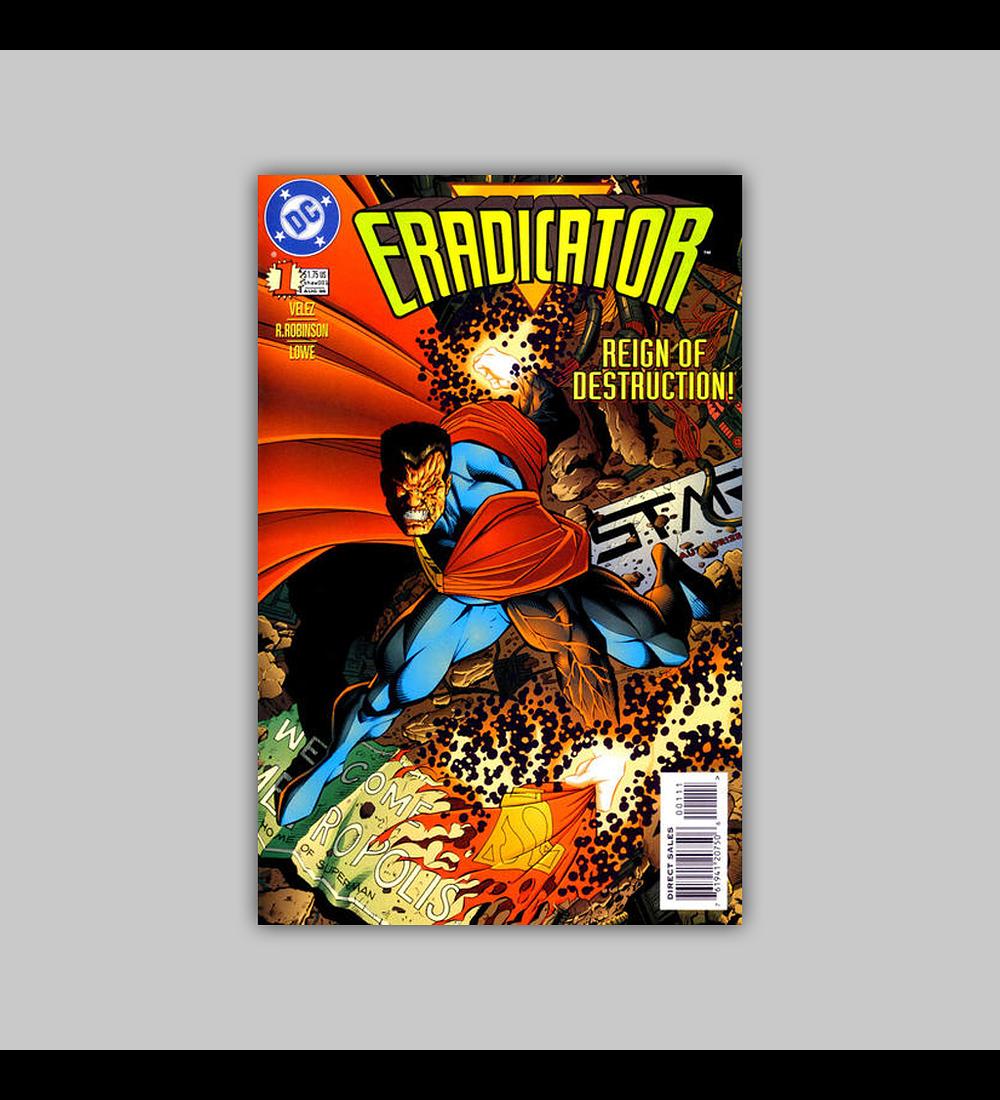 Eradicator (complete limited series) 1996