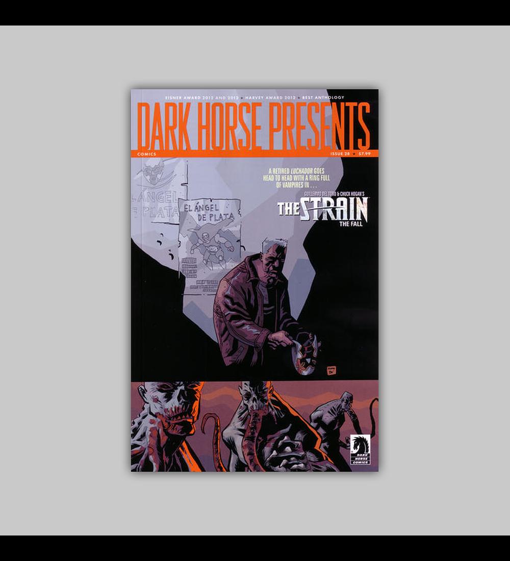 Dark Horse Presents (Vol. 2) 28 2013
