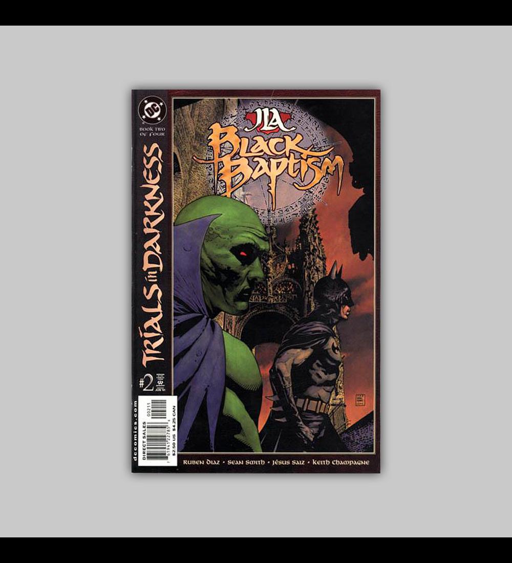 JLA: Black Baptism 2 2001