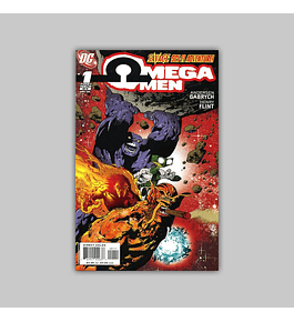 Omega Men (complete limited series) 1 2006