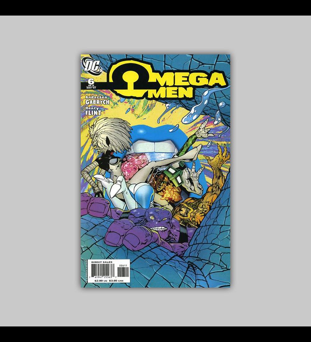 Omega Men (complete limited series) 1 2006
