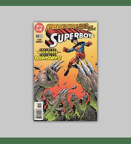 Superboy (Vol. 3) 63 1999