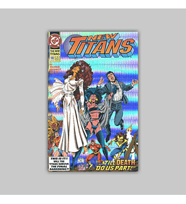 The New Titans 100 Holographix 1993