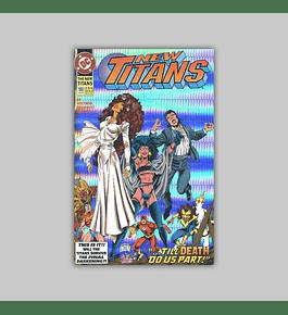 The New Titans 100 Holographix 1993