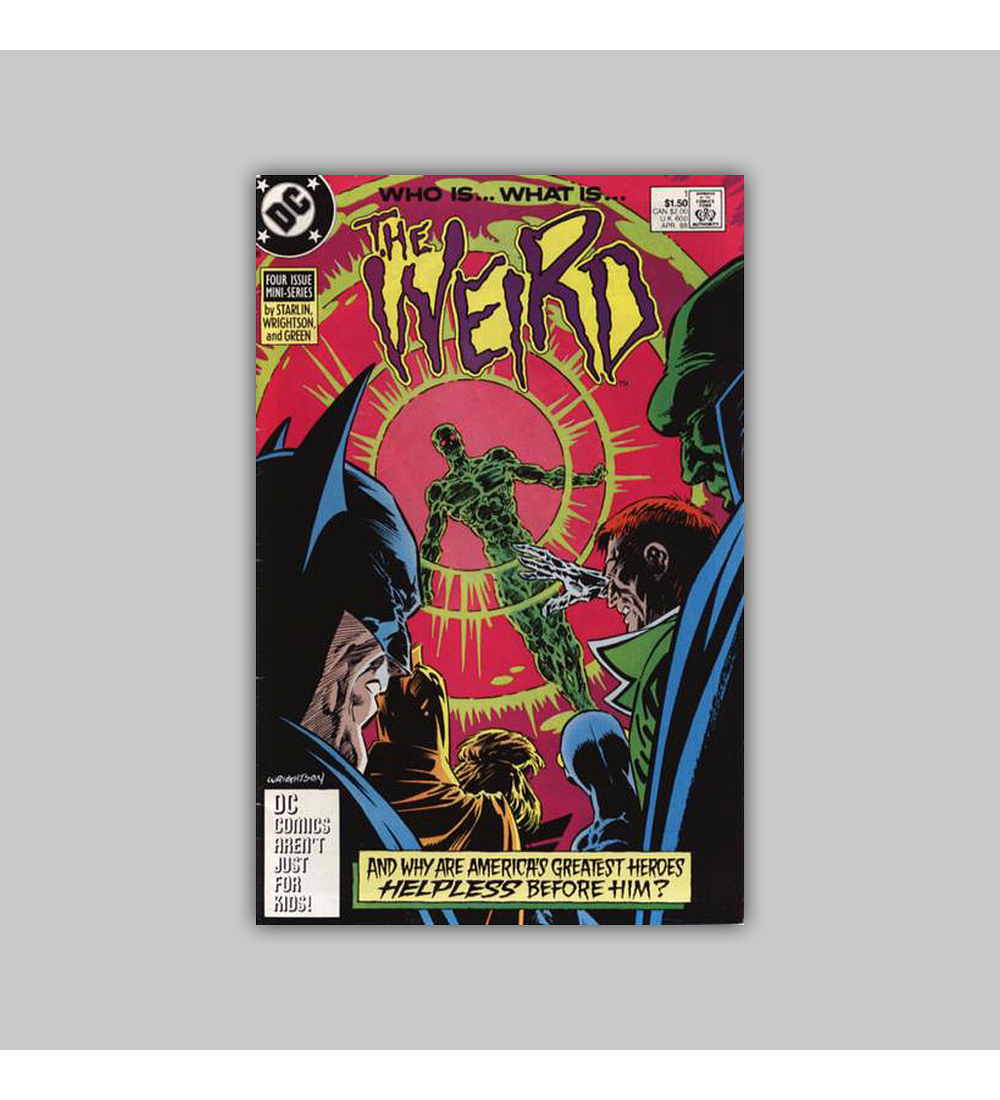 The Weird 1 1988