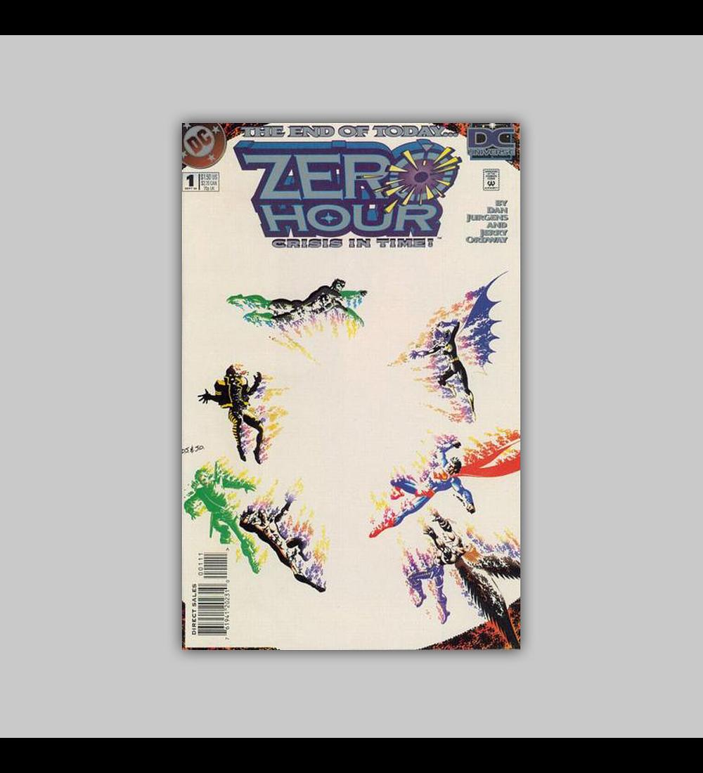 Zero Hour: Crisis in Time 1 1994