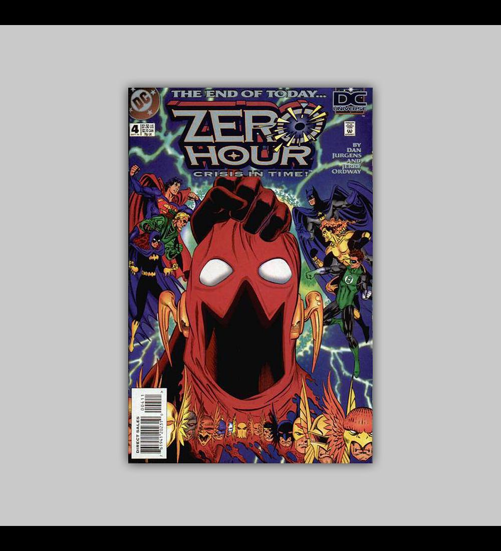 Zero Hour: Crisis in Time! 4 1994