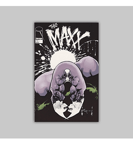 Maxx 1 Glow In the Dark 1993