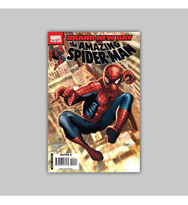 Amazing Spider-Man 549 2008