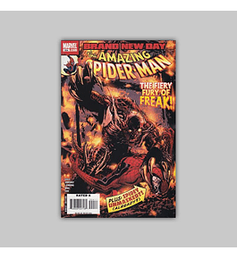 Amazing Spider-Man 554 2008