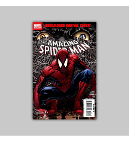 Amazing Spider-Man 553 2008