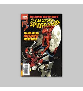 Amazing Spider-Man 551 2008
